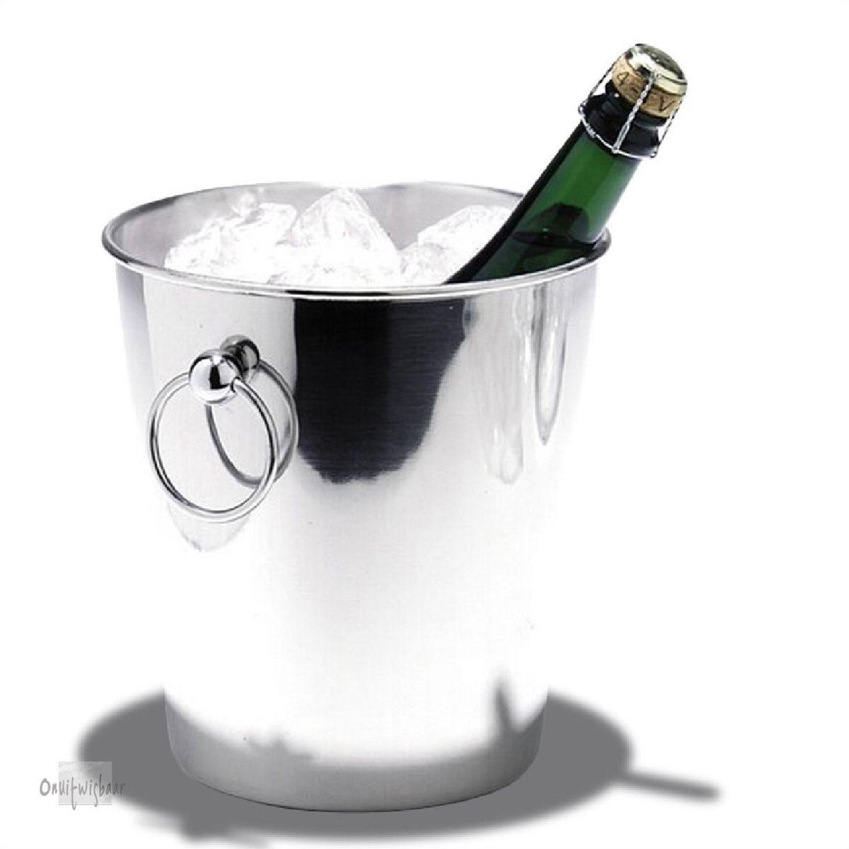 champagnekoeler op standaard