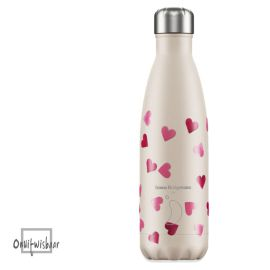 Chilly's bottles hearts Emma Bridgewater