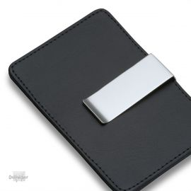 creditcard etui leer