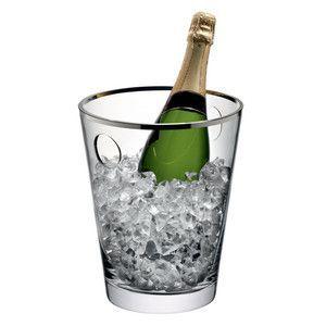 glazen champagnekoeler