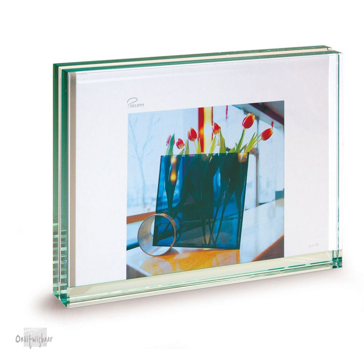 glazen fotolijst