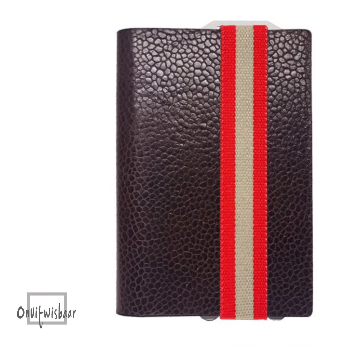 q7 wallet classy brown red