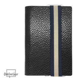 Q7 wallet Classy Black Blue
