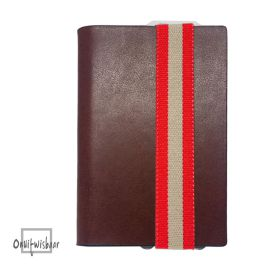 Q7 wallet Smooth Cognac Red