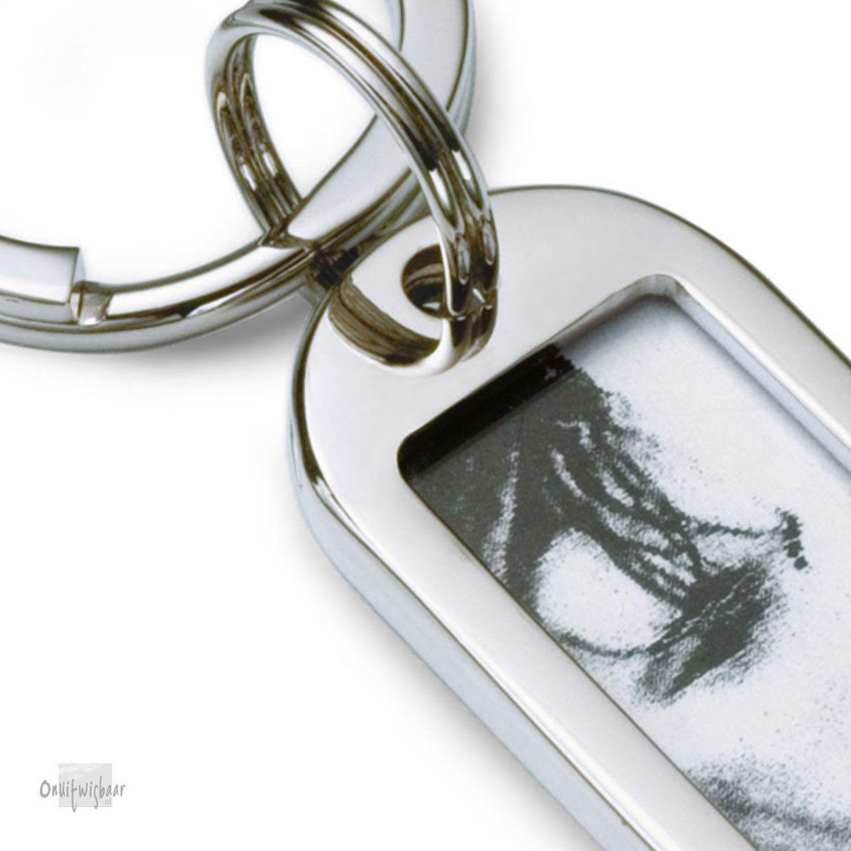 sleutelhanger met jouw foto