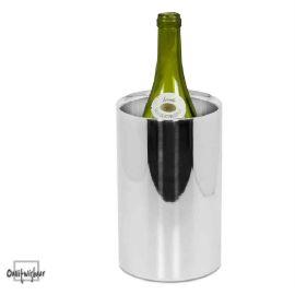 wijnkoeler rvs glanzend